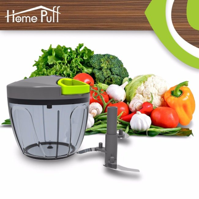 HomePuff Vegetable Cutter 725ML