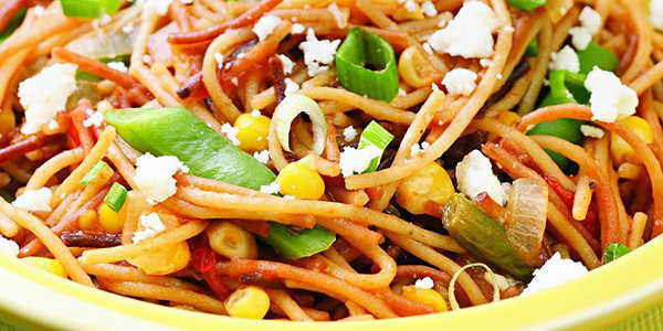 Green Onion Fideo Recipe