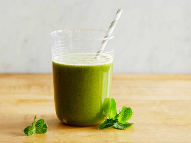 Mint Juice Recipe